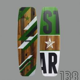 Cruz-138 star kiteboard