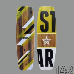 Cruz-142 star kiteboard