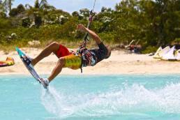 star kitesurfing tricks